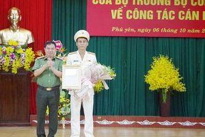 Nhân sự mới tại Phú Yên, Hòa Bình, Hà Nội