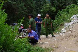 Tạm giữ hình sự nghi can giết người ở Hà Giang