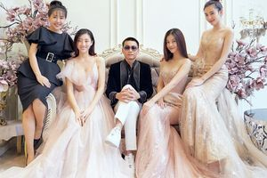 Huấn luyện viên Wowy 'biến hóa' từ đại ca giang hồ trong 'Ròm' tới người mẫu thời trang