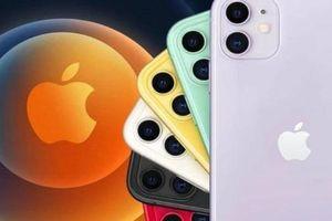 iPhone 12 chính thức ra mắt ngày 13/10 trong sự kiện 'Hi, Speed'