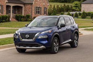 Nissan X-Trail 2021 mới bán ra từ 595 triệu đồng tại Mỹ