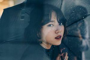 Dân tình 'chao đảo' trước nét đẹp lạ, gương mặt lạnh lùng của nữ sinh 2K Yên Bái