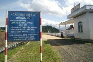 Chủ tịch huyện Krông Nô chỉ bị kiểm điểm sai phạm tại dự án thủy lợi Đắk Rồ