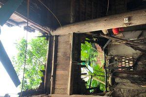 Vĩnh Phúc: UBND TP Phúc Yên trả lời về di tích lịch sử văn hóa đình Hiển Lễ bị sập
