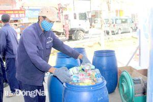 Tái khởi động phân loại chất thải rắn tại nguồn