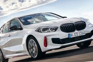 Ra mắt BMW 128ti: Xe sang 'hạ mình' đấu Honda Civic và Ford Focus