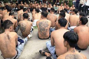 Khởi tố 44 giang hồ giành đất ở Đồng Nai