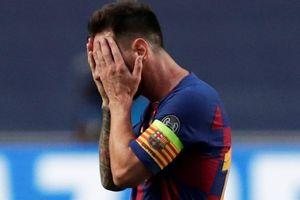 Barca trả giá vì những năm tháng hoang phí