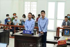 Tử hình 2 kẻ giết nam sinh viên chạy Grab ở Hà Nội