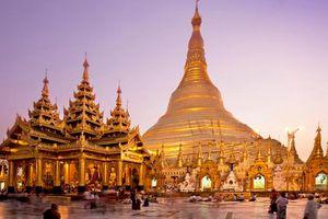 Giai thoại linh thiêng những đền chùa nổi tiếng Myanmar