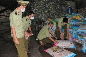 Công ty Hùng Quang bị xử phạt vì sản xuất phân bón giả