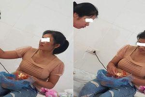 Mẹ chồng 'nhà người ta' chắc tu 10 kiếp mới gặp: Bắt con trai về hấp tôm hùm, tự tay bóc vỏ cho con dâu mới sinh ăn ngay trong bệnh viện