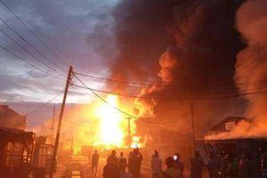 Nigeria: Nổ trạm xăng tư nhân khiến ít nhất 8 người tử vong