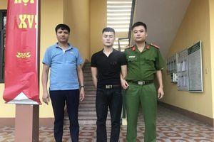 Quảng Ninh: Vận động đối tượng truy nã về tội 'Bắt, giữ người trái pháp luật' ra đầu thú