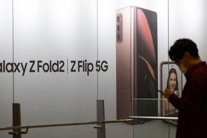 Lợi nhuận của Samsung tăng vọt trong quý III