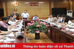 Đoàn công tác Bộ Y tế làm việc tại Thanh Hóa về thực hiện công tác dân số và phát triển