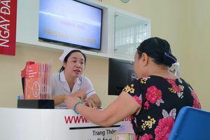 Khai trương Phòng tư vấn 'Ngày đầu tiên' bệnh tăng huyết áp, đái tháo đường