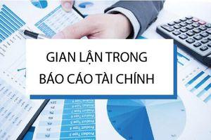 Dự báo gian lận báo cáo tài chính bằng các tỷ số tài chính cho các doanh nghiệp niêm yết tại Việt Nam