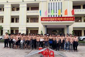Khởi tố 44 người trong vụ giang hồ hỗn chiến tại Đồng Nai