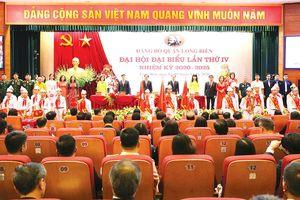 Đảng bộ quận Long Biên: Đích đến là nâng cao chất lượng đời sống người dân