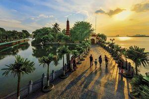 Sứ mệnh lịch sử oanh liệt và rạng rỡ của kinh đô 1010 năm tuổi (10): Hồ Tây và những di sản văn hóa bất tử đất Thăng Long