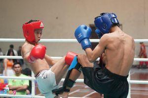 Giải đấu hội tụ 4 môn đối kháng đầu tiên ở Việt Nam