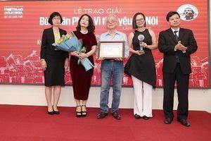 Giải thưởng Bùi Xuân Phái gọi tên nhạc sĩ Phú Quang