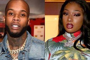 Bắt rapper nghi bắn đồng nghiệp nữ trong xe