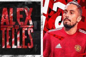 Alex Telles có gì mà khiến Man United mê mẩn?