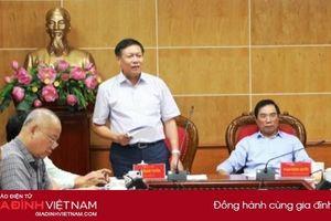 Thứ trưởng Bộ Y tế Đỗ Xuân Tuyên làm việc với tỉnh Thanh Hóa về công tác dân số