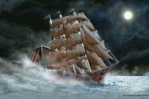 Bí ẩn những con 'tàu ma' biến mất trên đại dương