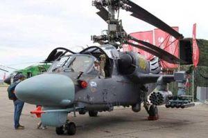 Ka-52KM mới sẽ tăng cường sức mạnh của hải quân Nga