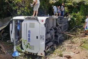 Khởi tố chủ phương tiện vụ tai nạn khiến 15 người tử vong ở Quảng Bình