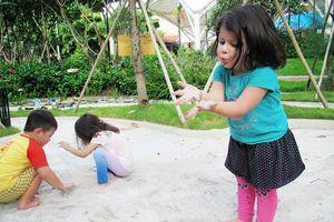 Quốc tế hóa giáo dục mầm non với phương pháp tôn trọng sự sáng tạo của trẻ