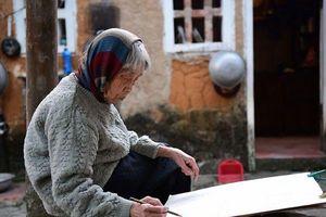 Nữ họa sĩ Hà Nội Mộng Bích - Cây đại thụ của làng tranh lụa