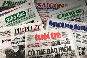 Nghị định về xử phạt hành chính trong hoạt động báo chí, xuất bản