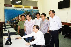 Kiểm tra công tác chuẩn bị Đại hội Đảng bộ tỉnh Khánh Hòa lần thứ XVIII