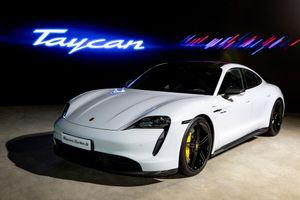 Porsche Taycan được ra mắt tại Việt Nam, giá từ 5,72 tỷ đồng