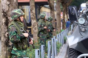 Những lực lượng tinh nhuệ nhất bảo vệ Thủ đô sau 66 năm giải phóng