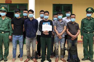Triệt phá đường dây đưa người xuất cảnh trái phép sang Lào