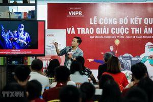 TTXVN đoạt giải ảnh về Việt Nam kiên cường phòng, chống COVID-19