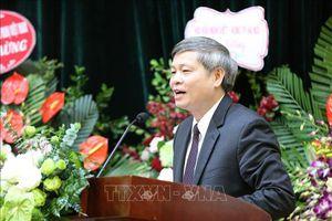 Ông Phạm Công Tạc được bầu làm Chủ tịch Hội Hữu nghị Việt Nam–Hungary