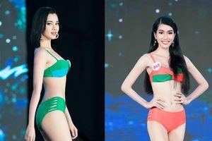 Top 40 Hoa Hậu Việt Nam 2020 khoe hình thể bốc lửa với bikini