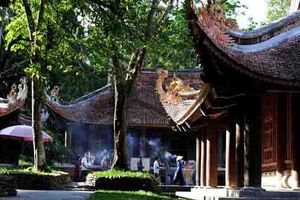 Thanh Hóa: Tu bổ, phục hồi Khu di tích Lam Kinh - Những bài học quý