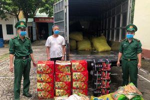 Móng Cái: Quyết liệt đấu tranh, phòng chống buôn lậu, gian lận thương mại