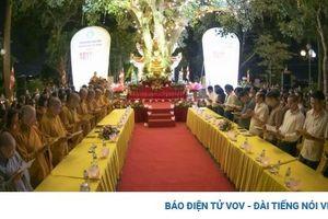 Chùa Trấn Quốc lung linh trong đêm hội hoa đăng Quảng Chiếu