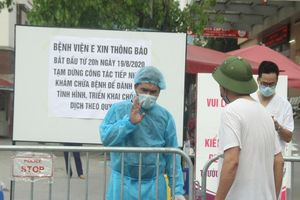 Chiều 11-10, Việt Nam ghi nhận thêm 2 ca mắc COVID-19