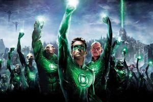 Các siêu anh hùng Green Lantern sẽ xuất hiện trên sóng truyền hình
