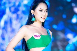 Thí sinh Hoa hậu Việt Nam 2020 diện bikini nóng bỏng trong bán kết