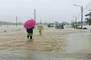 Tìm thấy thi thể hai vợ chồng bị nước lũ cuốn trôi ở Quảng Nam